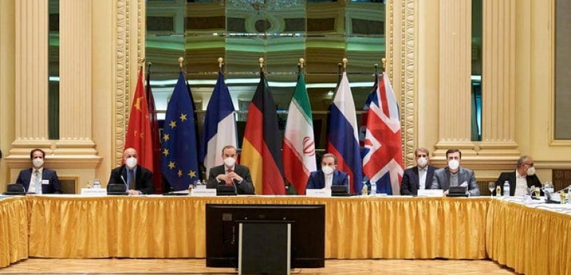أطراف الاتفاق النووي تستأنف اجتماعاتها في فيينا لاستعراض النتائج المرحلية