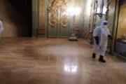 الآثار: الانتهاء من أعمال التعقيم الدورية لمتحف شرم الشيخ استعدادا لعيد الفطر