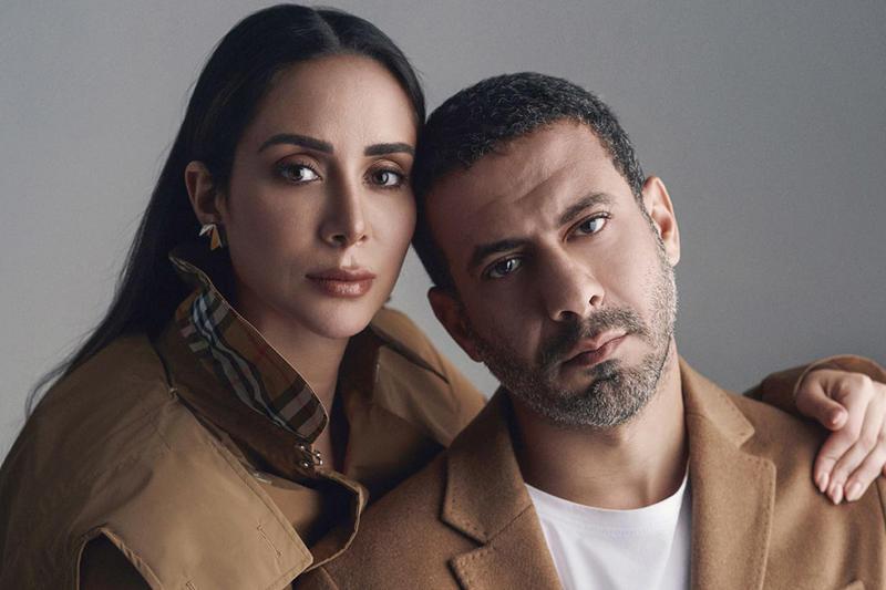 محمد فراج وبسنت شوقي يحسمان موعد زفافهما المؤجل منذ عامين