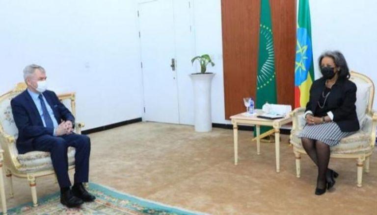 """إثيوبيا تصف إحاطة أوروبية بشأن تجراي بـ""""افتراء وعدائية"""""""