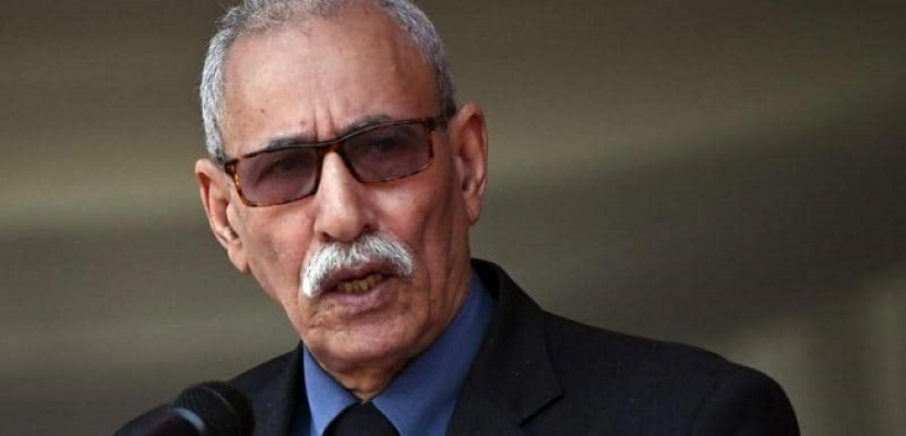 بعد زيارة أثارت أزمة مع المغرب .. زعيم جبهة البوليساريو يغادر إسبانيا عائداً إلى الجزائر
