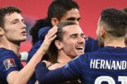 """فرنسا تواجه ويلز وديا وألمانيا مع الدنمارك استعدادا لـ""""يورو 2020″"""