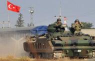 الجيش التركي يقصف أهدافا في تل رفعت السورية
