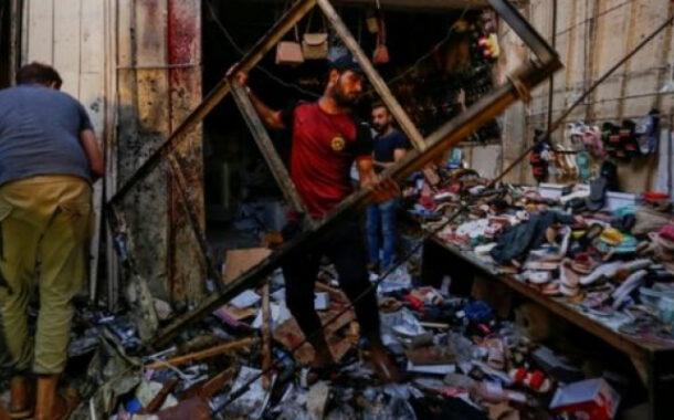 العراق: 30 قتيلًا و50 مصابًا حصيلة حادث تفجير الصدر
