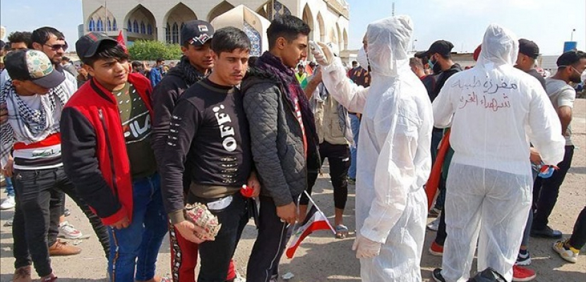 الصحة العراقية: نواجه جائحة خطيرة وموجة وبائية أخطر من سابقاتها