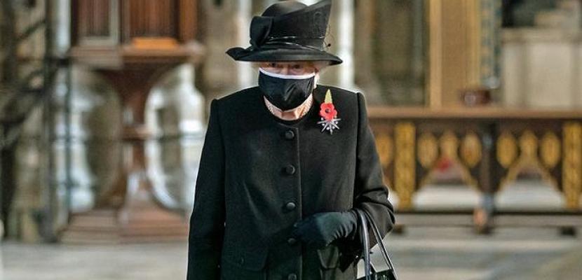 إليزابيث الثانية تمنح وسام الشجاعة لخدمة الصحة الوطنية في بريطانيا