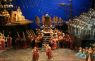"""الأوبرا تحتفل بمرور 150 عامًا على ميلاد """"عايدة"""" في روما"""