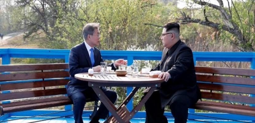 زعيما الكوريتين يتفقان على إعادة كل قنوات الاتصال واستعادة الثقة المتبادلة بين البلدين