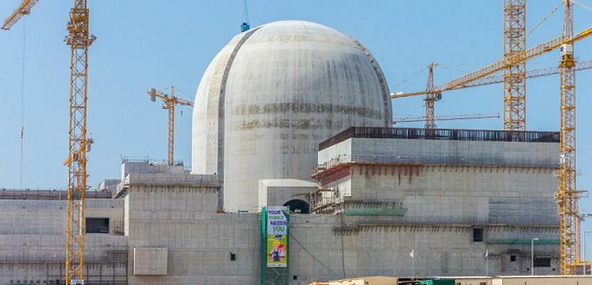 الإمارات تعلن بدء تشغيل الوحدة الثانية من محطة براكة للطاقة النووية