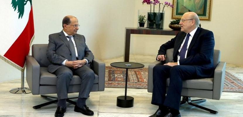 إعلان الحكومة اللبنانية الجديدة رسميا