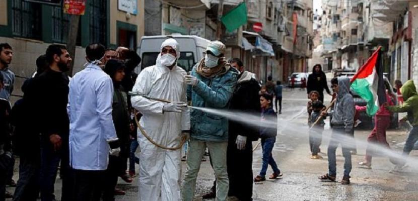 الصحة الفلسطينية: الوضع الوبائي يزداد سوءا