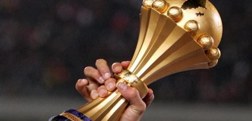 قرعة كأس الأمم الإفريقية: مصر في المجموعة الرابعة بجانب نيجيريا والسودان وغينيا بيساو