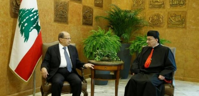 البطريرك الماروني: لا بد من تشكيل حكومة لبنانية قادرة على تحقيق الاصلاحات بأسرع وقت