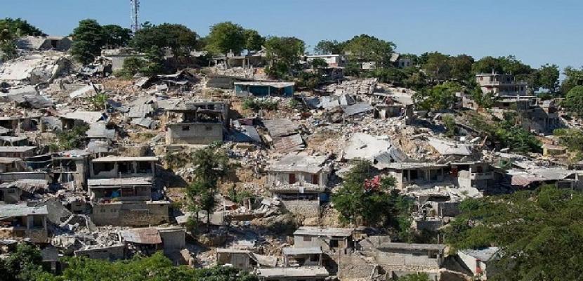 ارتفاع حصيلة قتلى زلزال هاييتي إلى 1941 شخصاً
