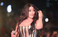 هيفاء وهبي في حفل العلمين.. إطلالة جريئة ورسالة حب إلى مغني مهرجانات