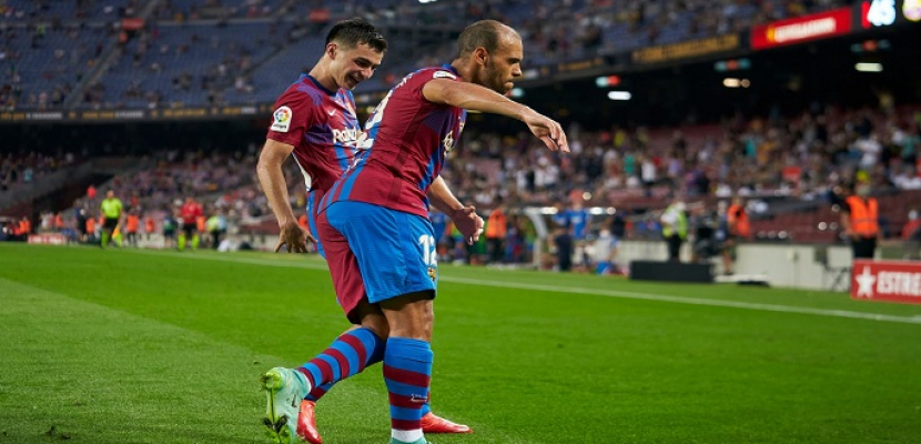 برشلونة يضرب ريال سوسيداد برباعية في الدوري الإسباني