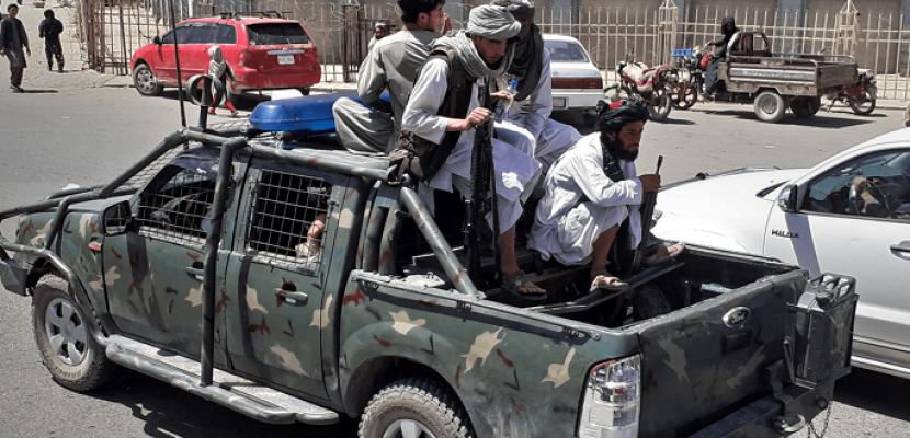 """""""معارك مستعرة"""" في بنجشير.. وحركة طالبان تسيطر على 10 مواقع"""
