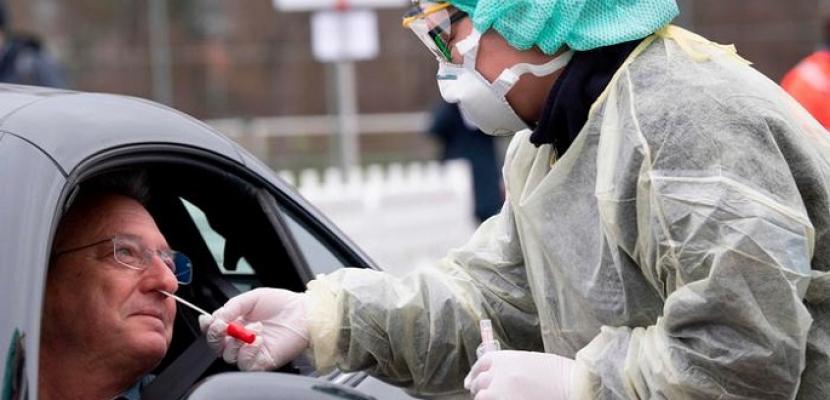 6726 إصابة جديدة بكورونا في ألمانيا بإجمالي 4 ملايين و17 ألفا