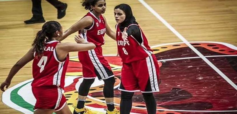 منتخب مصر لكرة السلة للسيدات يفوز على غينيا 102-58 في بطولة إفريقيا بالكاميرون