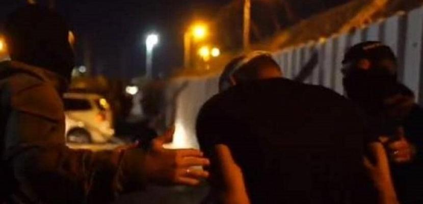 في مواجهات تطورت إلى اشتباكات مسلحة بجنين .. القوات الإسرائيلية تعتقل آخر أسيرين فلسطينيين فارين