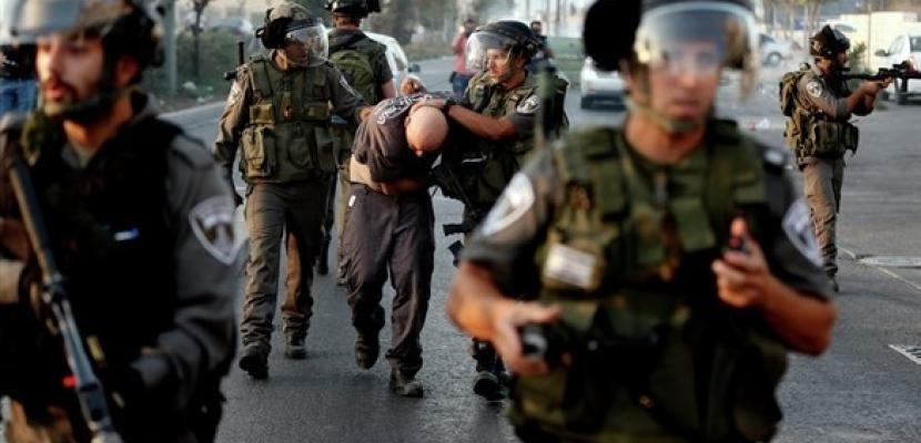 """الاحتلال الإسرائيلي يعتقل خمسة من أقارب الأسرى الهاربين من سجن """"جلبوع"""""""