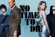إيرادات فيلم جيمس بوند No Time to Die تلامس الـ نصف مليار دولار