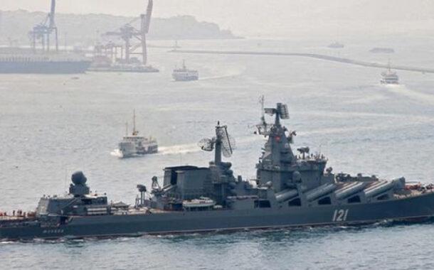 سفينة حربية روسية تتصدى لقراصنة قرب الساحل الإفريقي